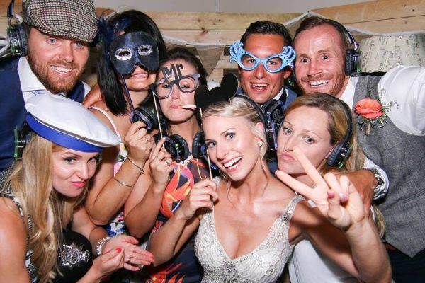 photo booth in cornwall